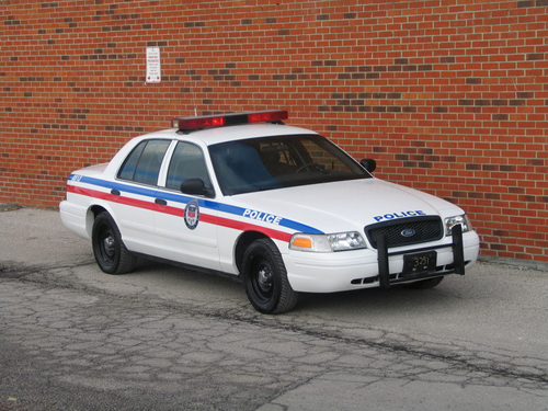 Police Car Auction Toronto >> Collector Car Productions